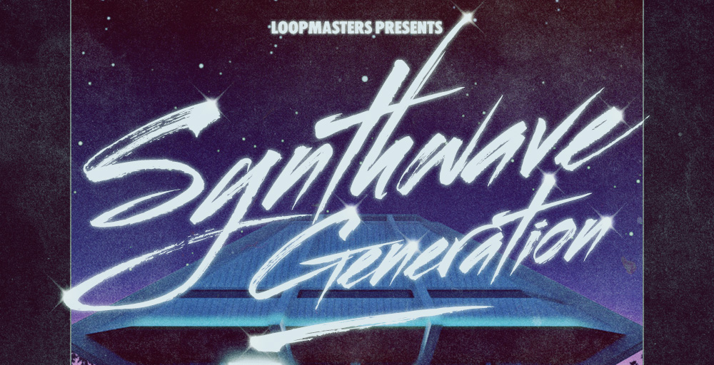 Loopmasters Synthwave Generation - Sample Packs