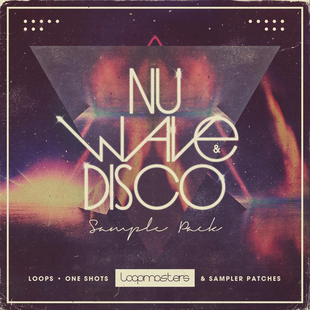 Loopmasters Nu Wave & Disco - Sample Packs