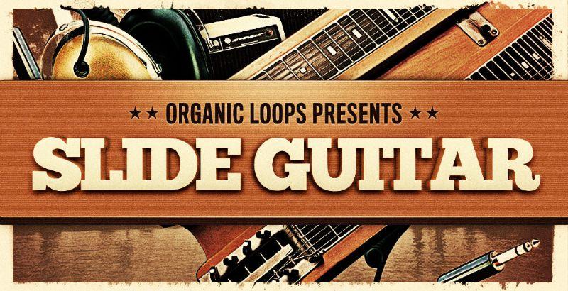 Slide Guitar Organic Loops