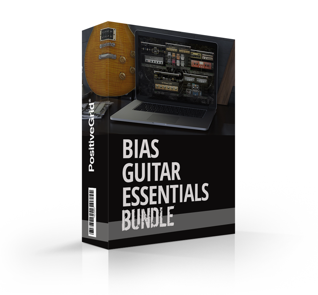 BIAS Guitar Essentials Main Image