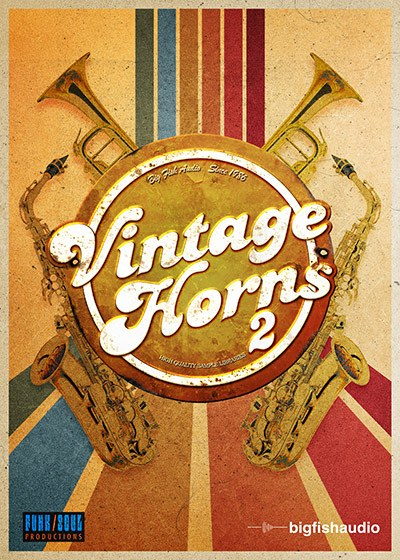 Big Fish Audio Vintage Horns 2 review by Sample Library Review com