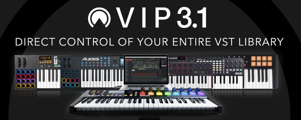AKAI VIP 3 1 Standard