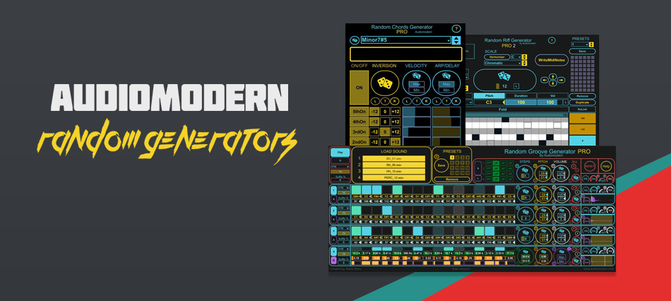 Buy Audiomodern VST Plugins, Audiomodern Instruments and