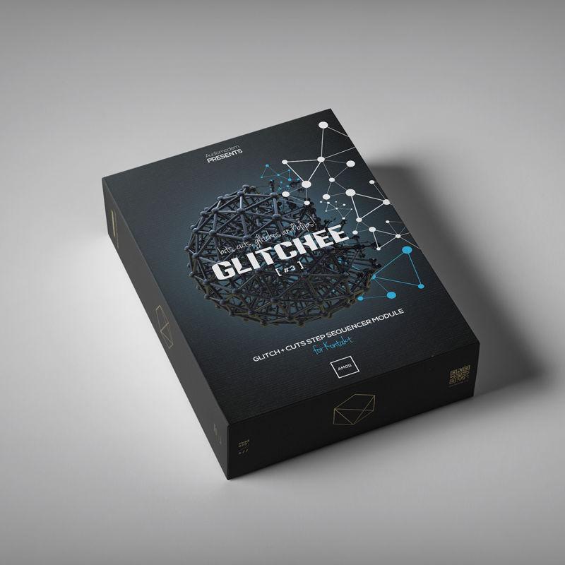 Audiomodern Glitchee #3 - Kontakt Instrument