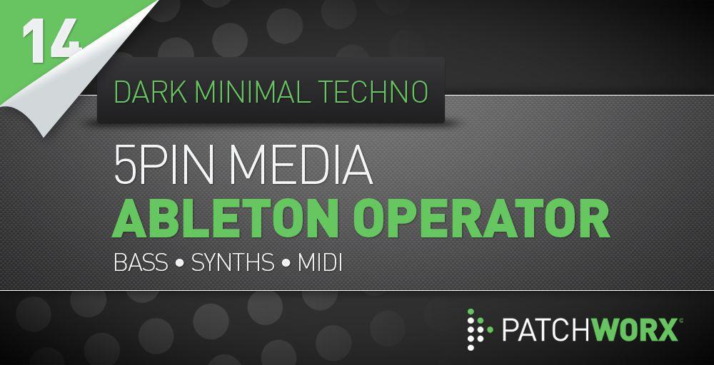 ableton live operator presets