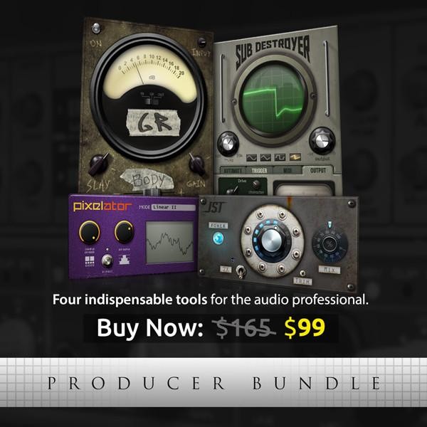 JST Producer Bundle 1