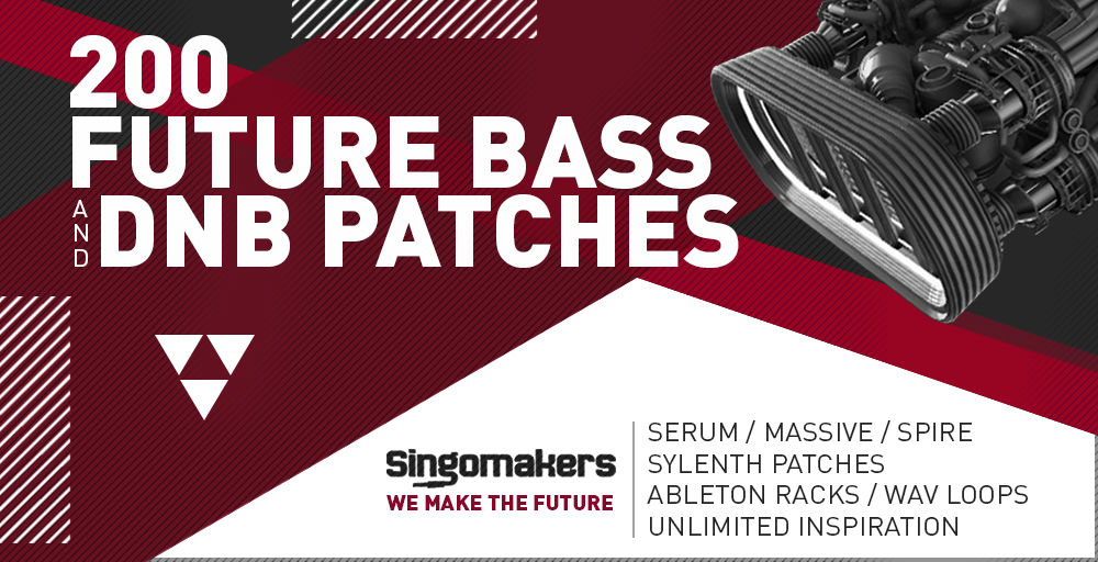 200 Future Bass & DnB Patches