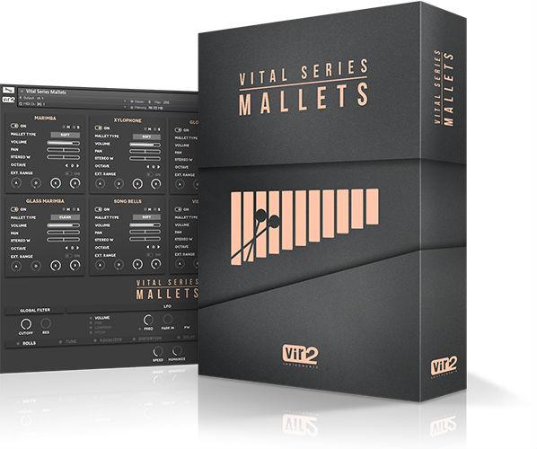 Big Fish Audio Vital Series: Mallets Review at Sample
