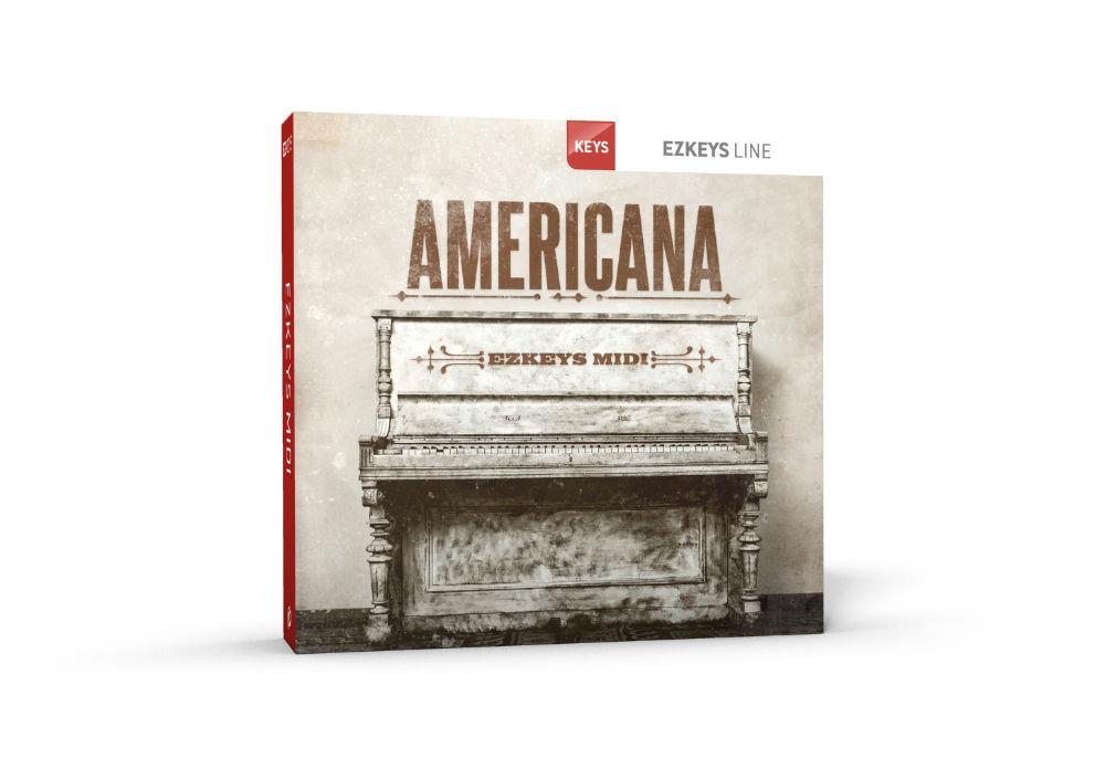 Toontrack Americana EZkeys MIDI - Expansion Packs