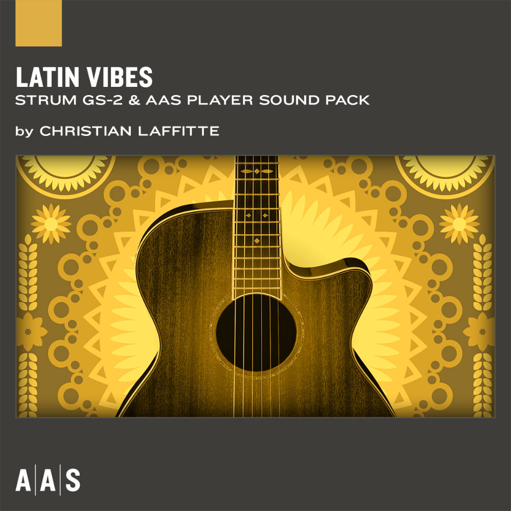 Applied Acoustics Systems Latin Vibes Strum GS-2 Sound Bank - Soft Synth Presets