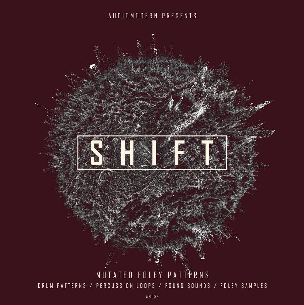 Audiomodern Shift - Sample Packs