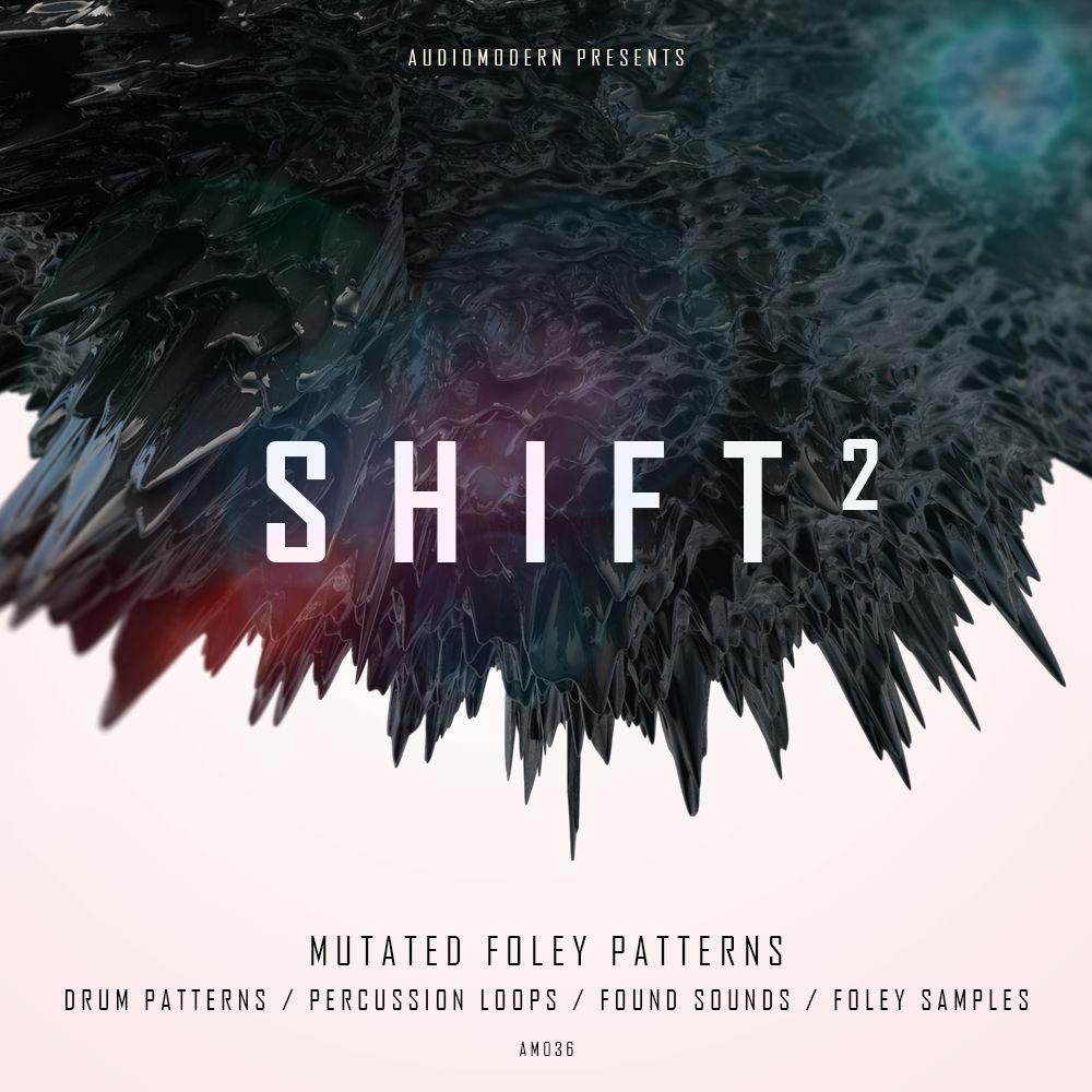 Audiomodern Shift 2 - Sample Packs