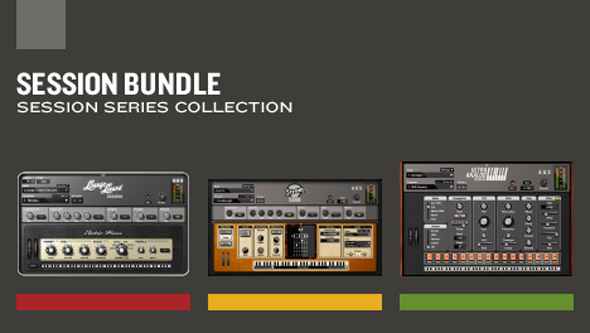 Applied Acoustics Systems AAS Session Bundle - Session Series Collection - Inst Bundle