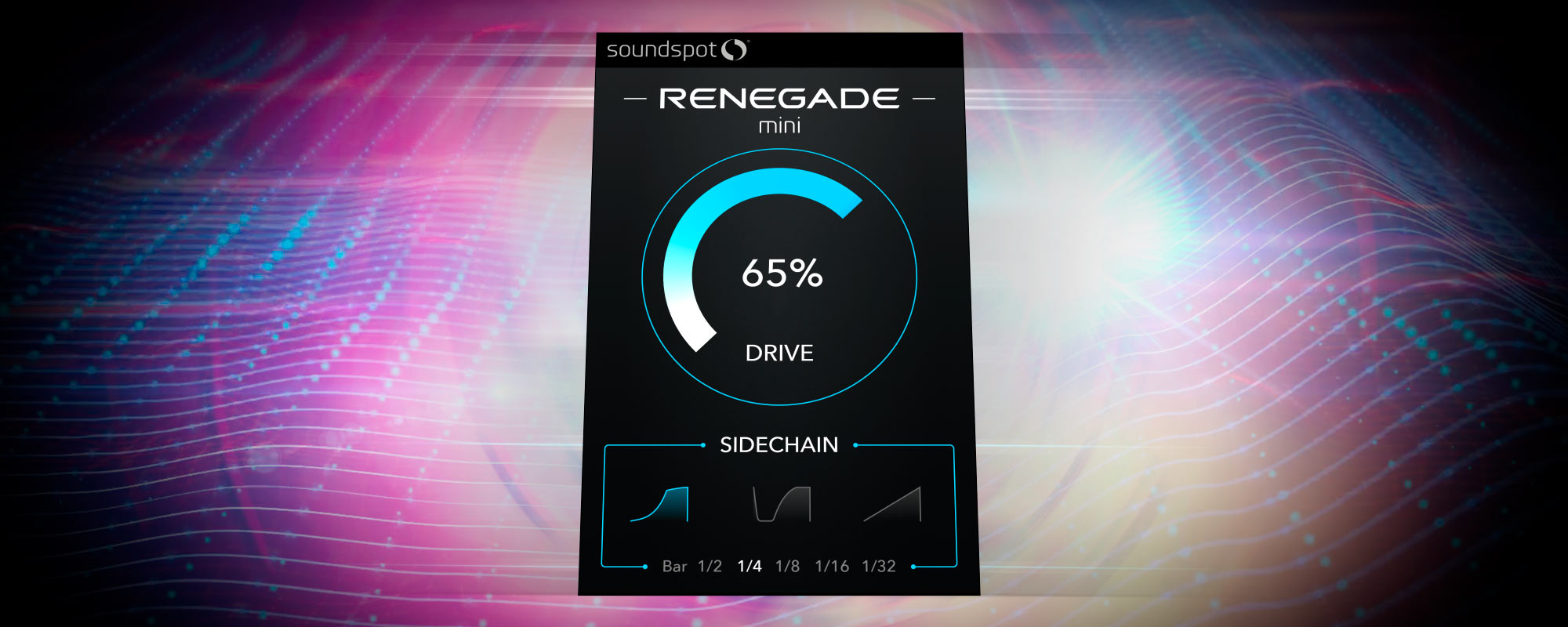 SoundSpot Renegade Mini - Multi-Effect