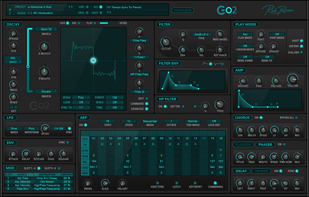 Rob Papen Go2 - Synth