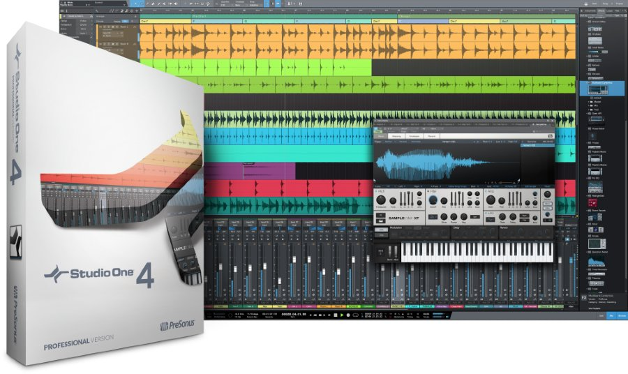 Studio One Professional V4