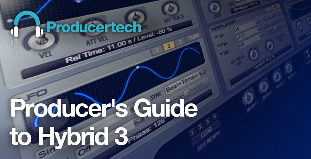 Producer S Guide To Hybrid 3