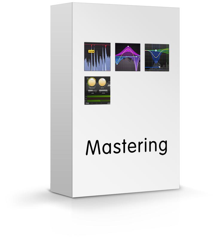 FabFilter Mastering Bundle Main Image