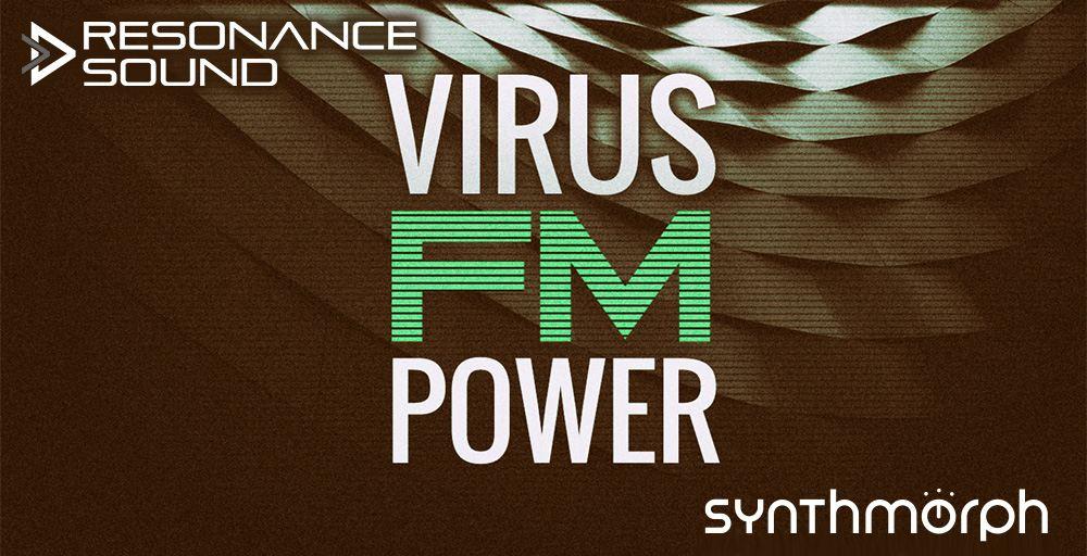 Synthmorph - Virus FM Power, Synthmorph - Virus FM Power plugin, buy