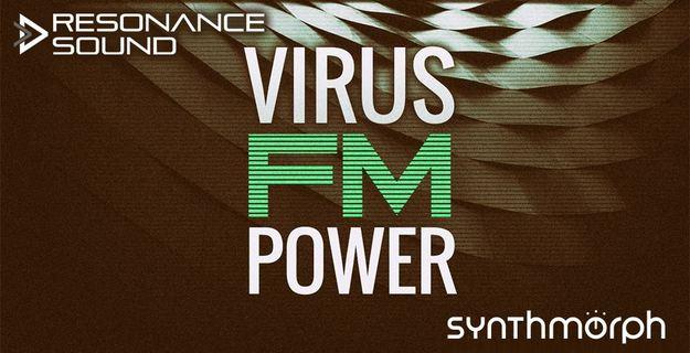 Synthmorph - Virus FM Power