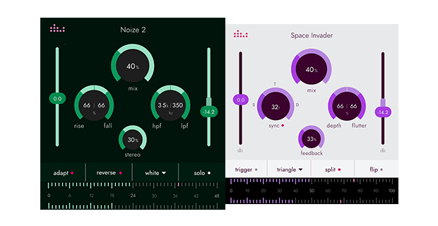 Noize 2 + Space Invader Bundle
