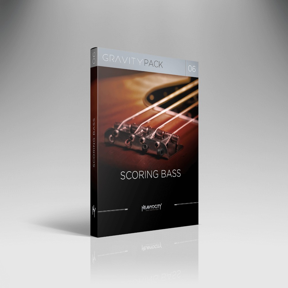 Heavyocity Scoring Bass
