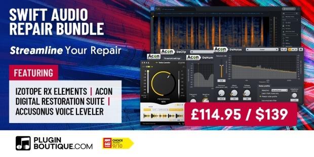 Swift Audio Repair Bundle