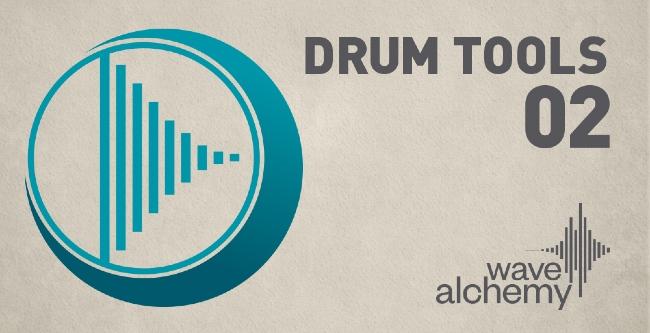 Wave Alchemy - Drum Tools 02 - Main Image