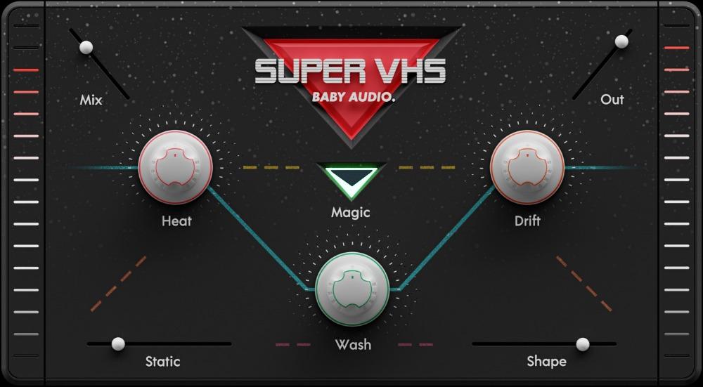 Super VHS - User Interface