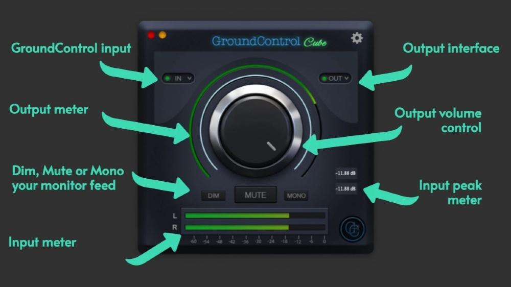 GroundControl - User Interface 3