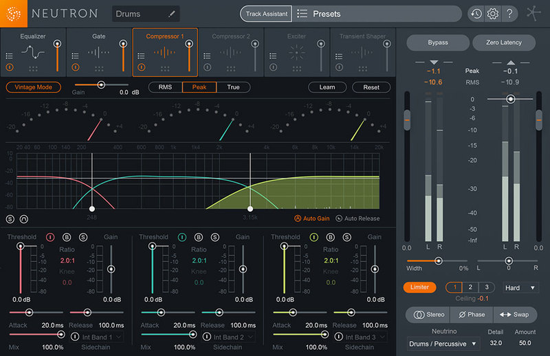 content neutron 2 compressor  plugin boutiuqe - Neutron 2 Standard Upgrade from Alloy 1 & 2 (Limited Time Upgrade)