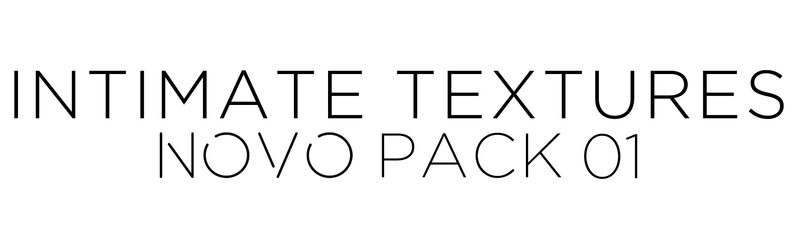 Intimate Textures: NOVO Pack 01