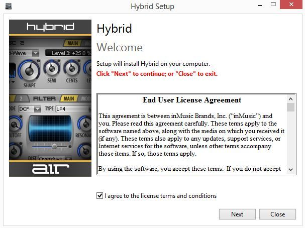 Hybrid 3 Download & Installation – Customer Feedback for