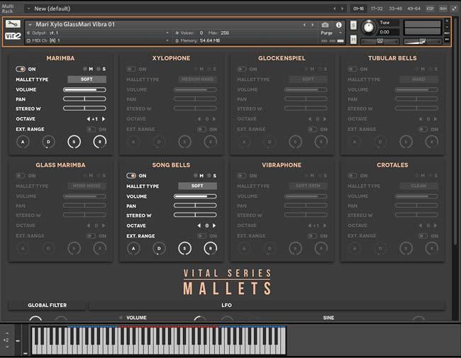 Big Fish Audio Vital Series: Mallets Review at Sample Library Review