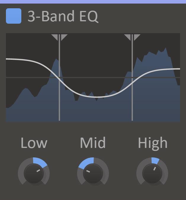 Content 3Band Eq Full Pluginboutique