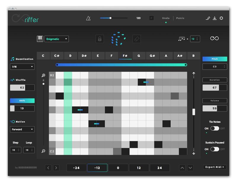 Fl Studio Riff Machine Presets