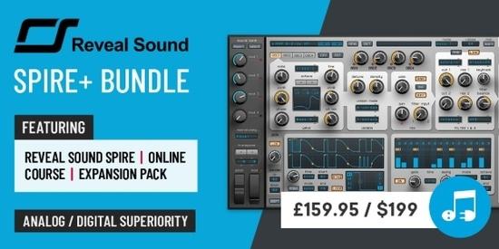 Reveal Sound Spire Synth, Reveal Sound Spire Synth plugin, buy
