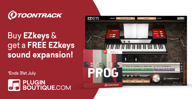 EZkeys Upright Piano + FREE EZkeys Sound Expansion, EZkeys