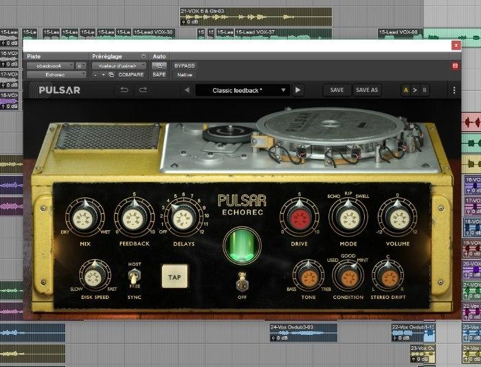 Content Echorec Protools Screenshot 3 Pluginboutique Part Time Producer