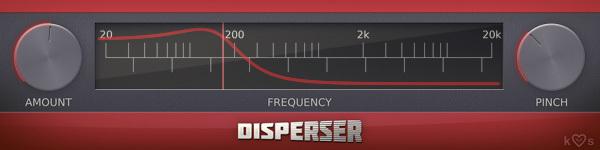 Content Disperser Screenshot