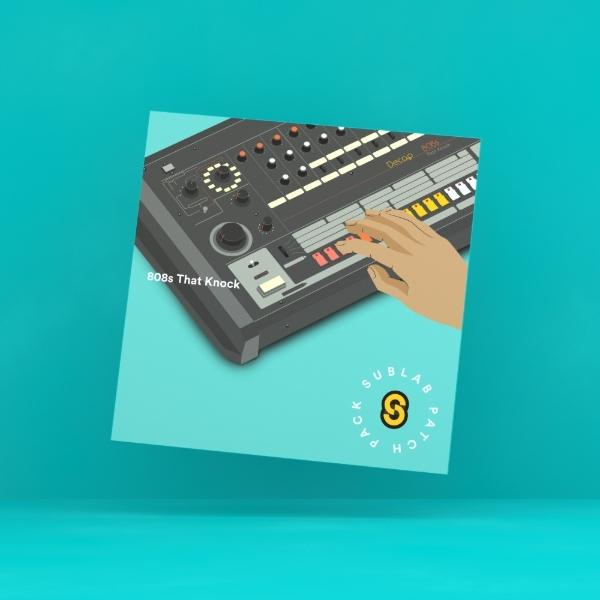 Content Decap 808S That Knock Pluginboutique Part Time Producer