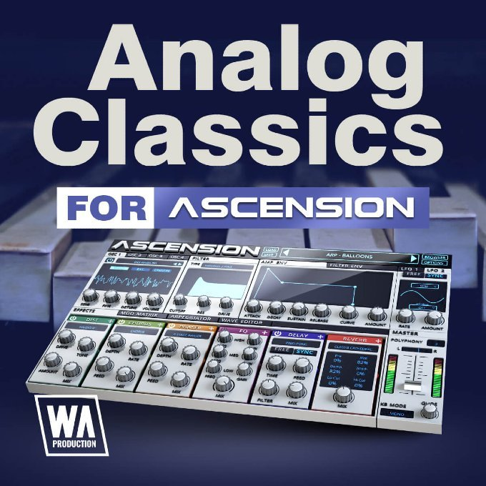 Content W A Production What About Analo Clasics For Ascension Artwork Part Time Producer