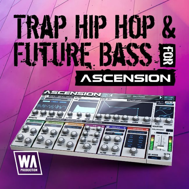 Content W A Production Trap Hip Hop Future Bass For Ascension Part Time Producer