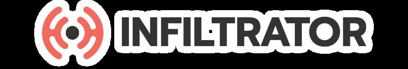 Content Infiltrator Logo Blk