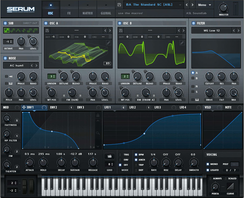 Xfer Serum+ Bundle, Xfer Serum+ Bundle plugin, buy Xfer Serum+