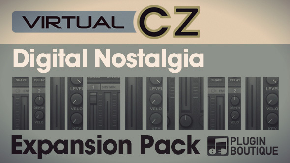 Digital Nostalgia VirtualCZ Expansion Pack