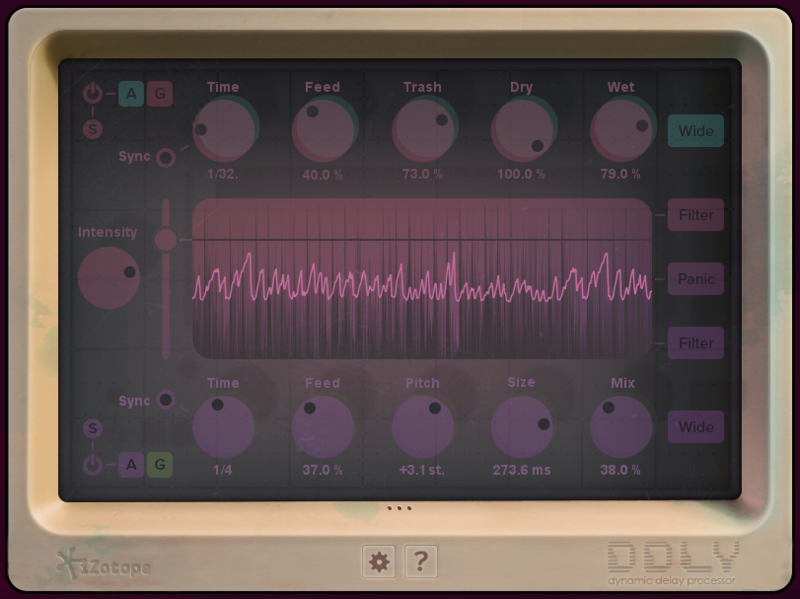 iZotope DDLY available at Plugin Boutique