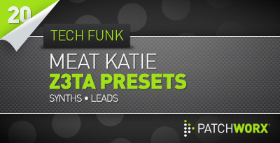 Z3TA+2 Free Presets, Free Synth Presets plugin, Download