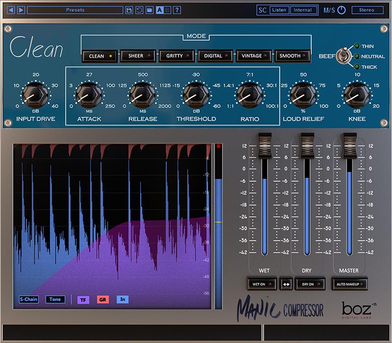 Boz Digital Labs Mixing Bundle, Boz Digital Labs Mixing