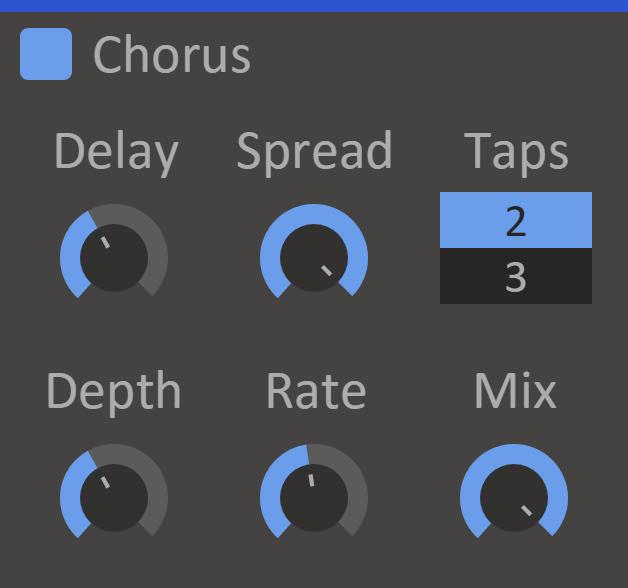 Content Chorus Screenshot